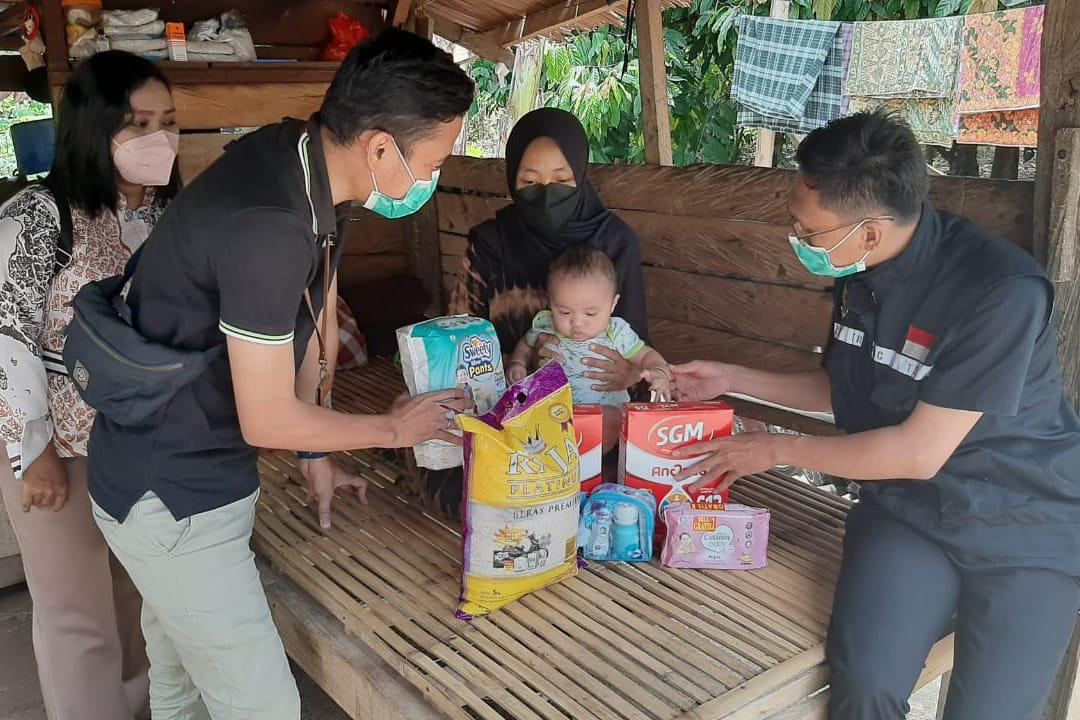Kementerian Sosial Merespon Anak Yatim dengan Ibu ODHIV di Sulawesi Barat