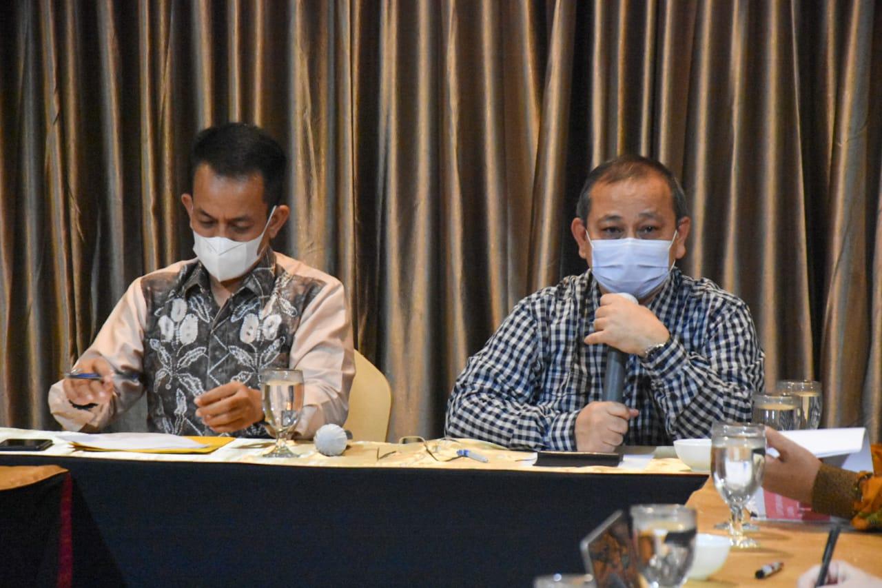 Evaluasi Data Penerima Program Sembako Provinsi Jawa Tengah, Dirjen PFM Kumpulkan Dinas Sosial dan Himbara