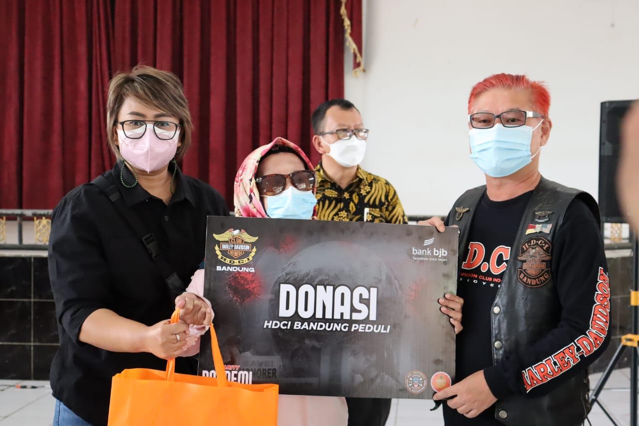 """Kemensos Sambut Donasi HDCI Bagi Alumni PM Balai """"Wyata Guna"""""""