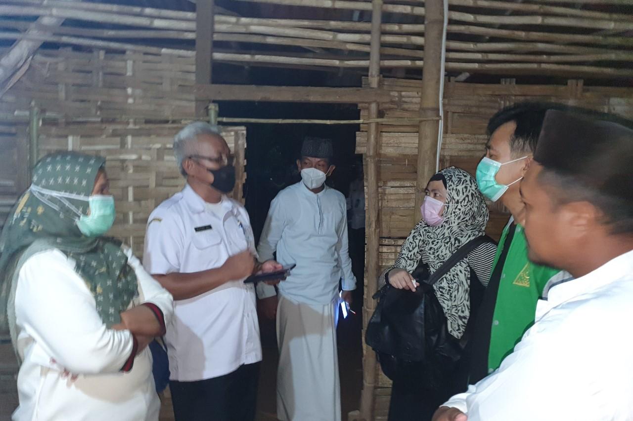 Ditjen PFM Tinjau Calon Penerima RS Rutilahu di 8 Kecamatan Kabupaten Pasuruan