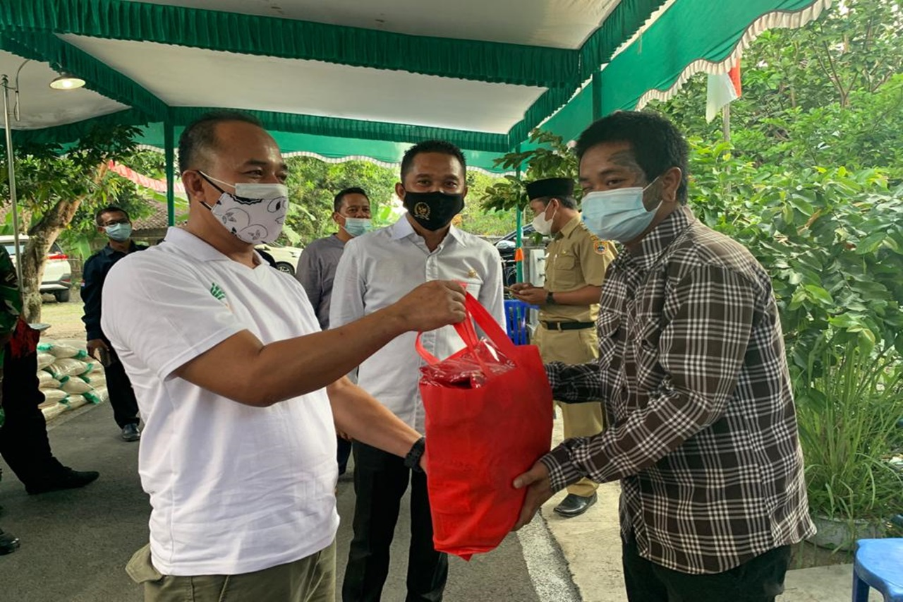 Dukung Kemandirian Korban Penyalahgunaan NAPZA, Balai Satria Berikan Bantuan Kewirausahaan di Sragen