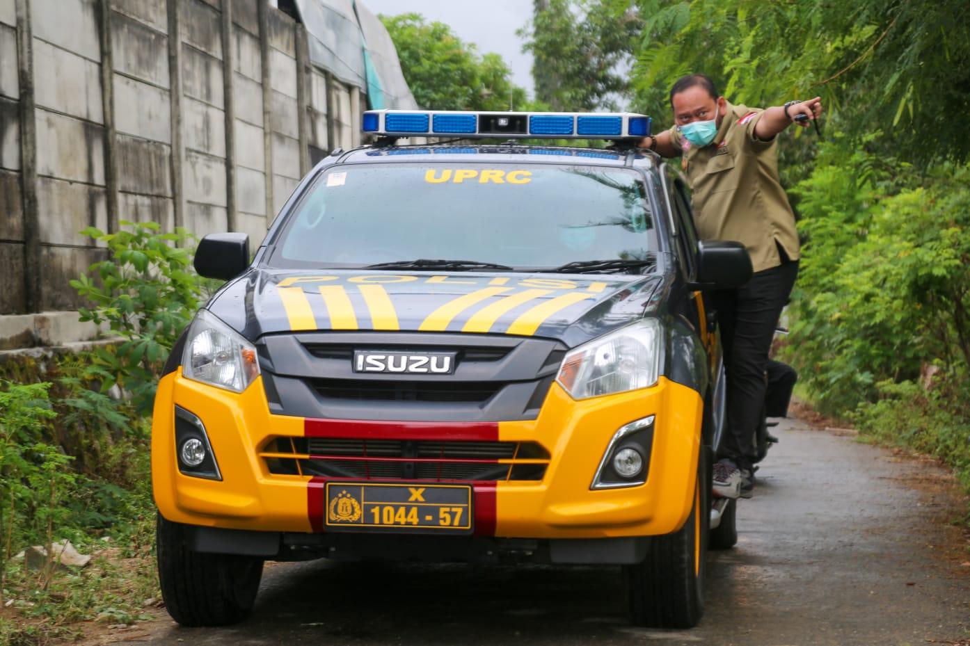 Mensos Tinjau Kesiapan Rambu dan Titik Kumpul Sementara Saat Bencana di Kabupaten Pacitan