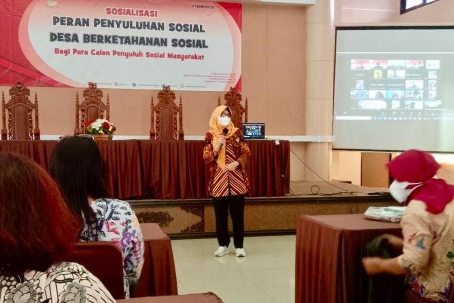 Gerakkan Potensi Masyarakat, Kemensos Rekrut 1.265 Relawan Penyuluh Sosial