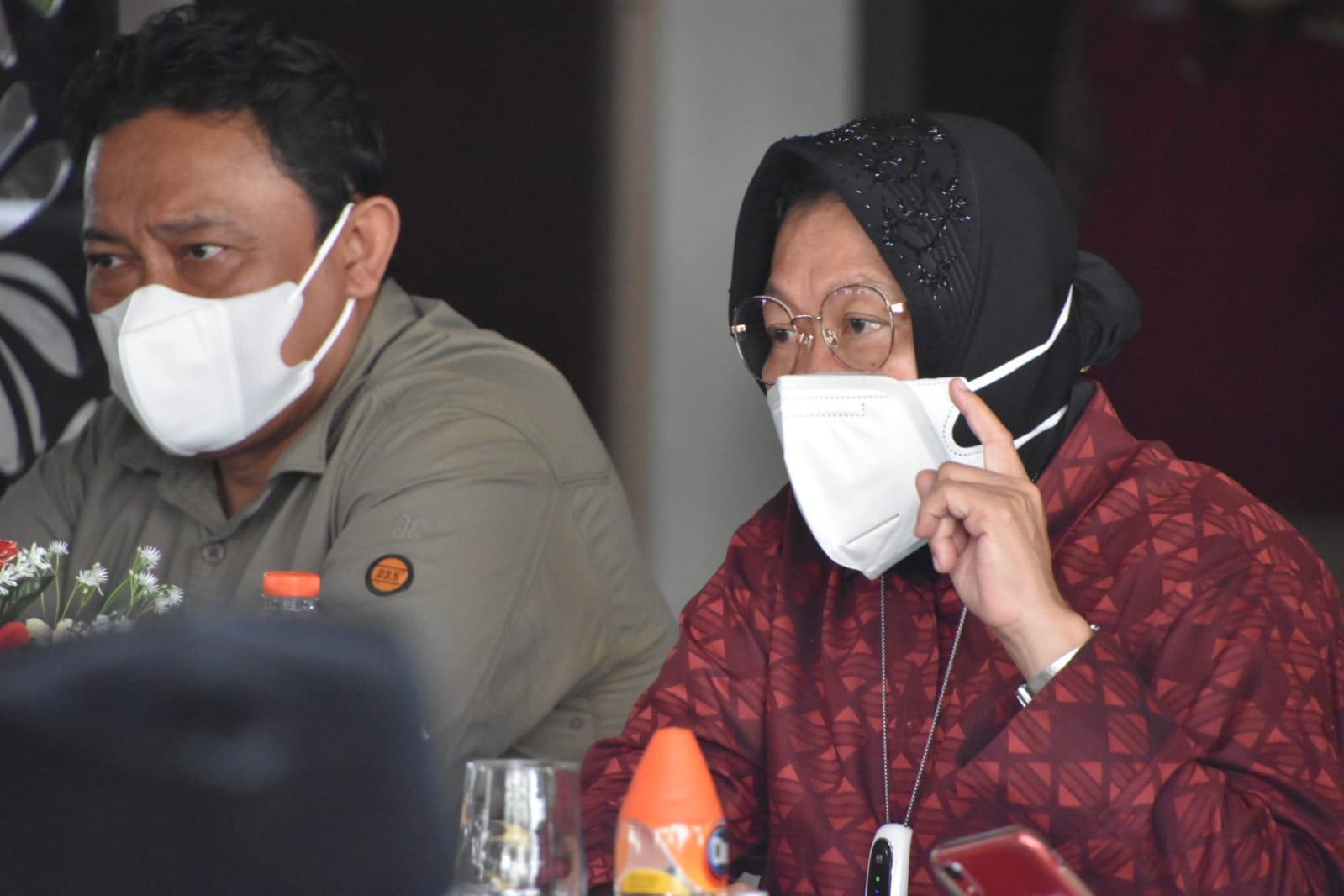 Mensos Harapkan Mitra Penyalur Bekerja Sama dalam Penyaluran Bansos di Wilayah Terpencil Kalteng