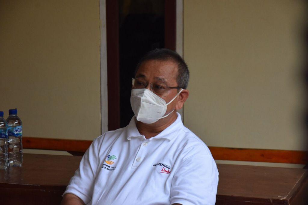 Ditjen PFM Tinjau E-warong dan PSKS untuk Sinergi Program Penanganan Kemiskinan di Kabupaten Bekasi