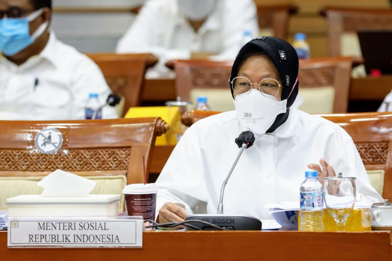 Kemensos Lanjutkan Perlindungan Sosial untuk Masyarakat Terdampak Pandemi Melalui Program Bansos
