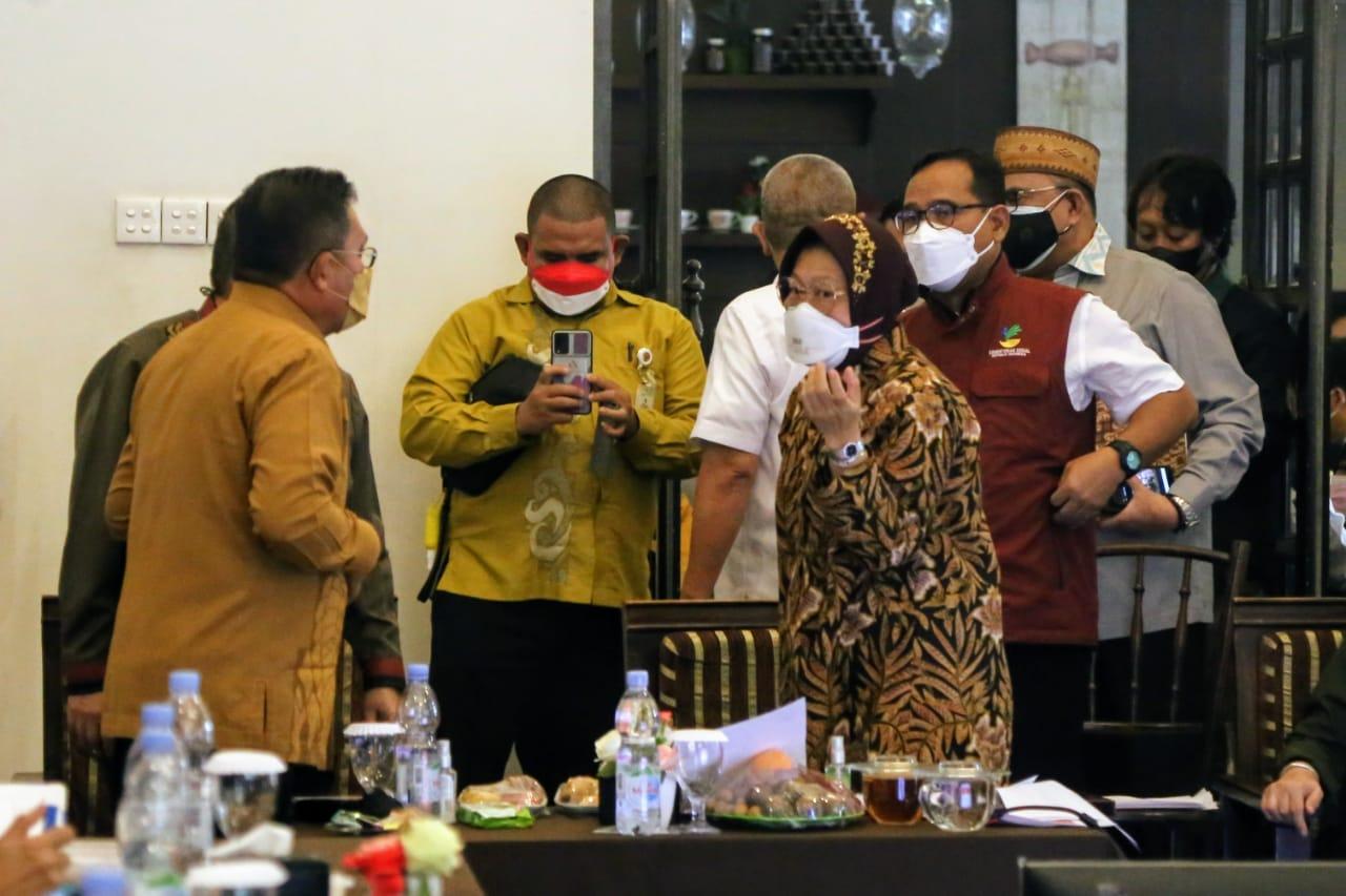 Kegiatan Pemadanan Data PKH, BST dan BPNT di Provinsi Gorontalo
