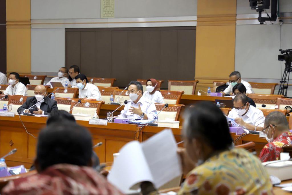 Komisi VIII DPR RI Dorong Akselerasi Capaian Program Kemensos Agar Dirasakan Penerima Manfaat