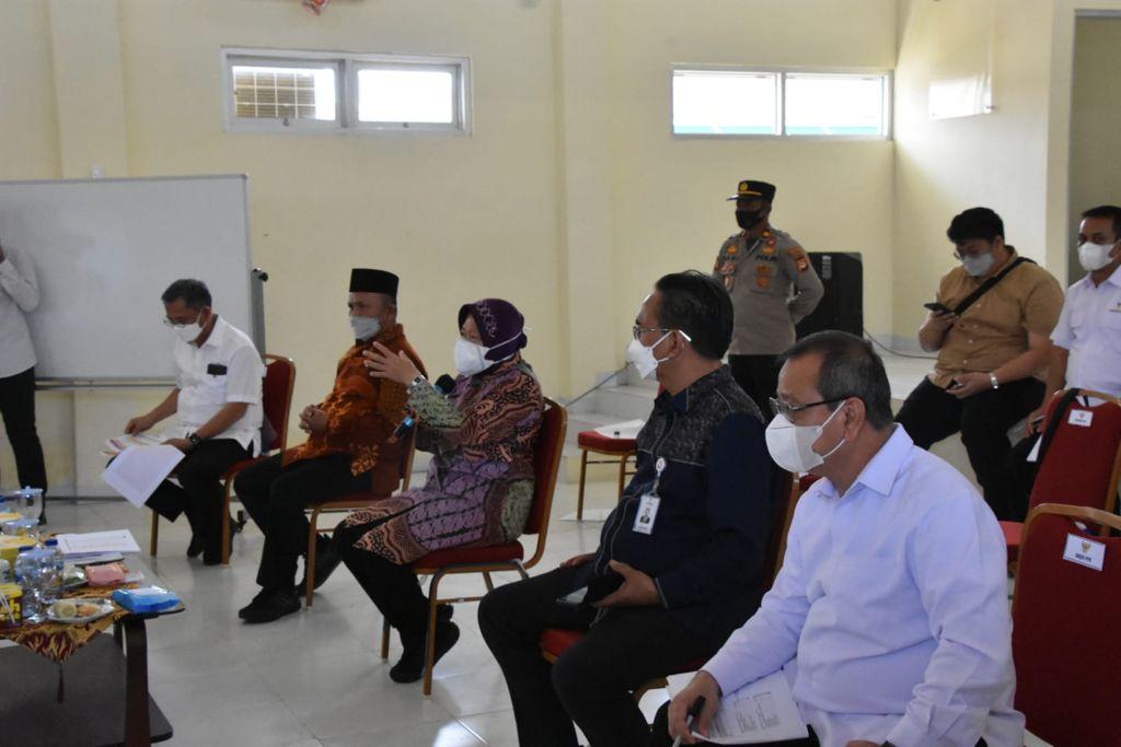 Kementerian Sosial Padankan Data Penyaluran Bantuan Sosial di Wilayah Provinsi Sulawesi Selatan