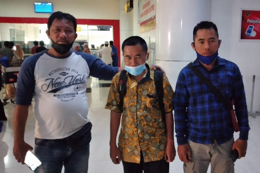 Kementerian Sosial Lakukan Reunifikasi SZU Pada Keluarga Di Gorontalo Setelah 11 Tahun Terpisah