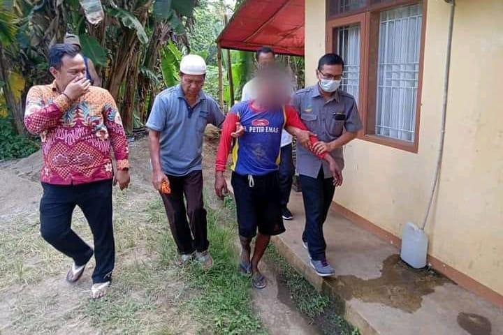 Pria Diduga Mengalami Gangguan Jiwa Mengamuk di Sukabumi, Kementerian Sosial Berikan Layanan ATENSI