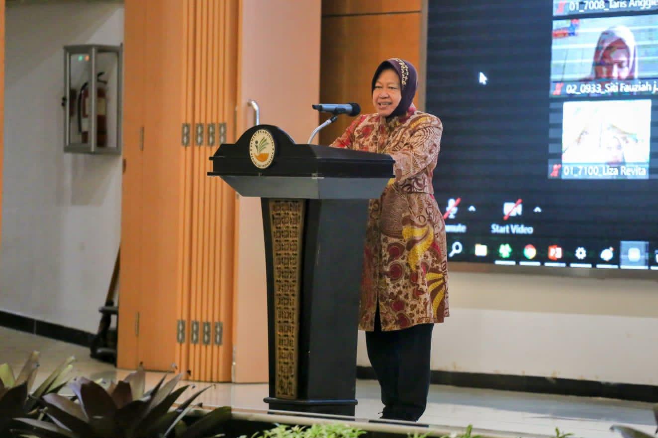 Berhasil Implementasikan Kesetaraan Gender, Kemensos RI Raih Penghargaan APE 2020 Kategori Madya dari Kemen PPPA