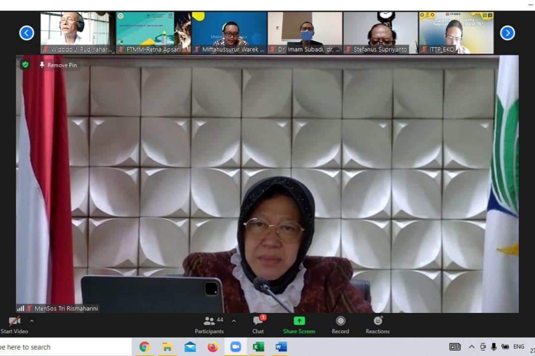 Di Konferensi APACPH ke-52, Mensos Paparkan Strategi Penanganan Berbagai Permasalahan Sosial di Indonesia
